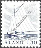 Stamp Åland Islands Catalog number: 3