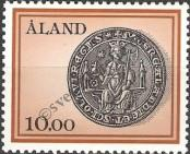 Stamp Åland Islands Catalog number: 6