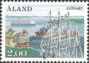 Stamp Åland Islands Catalog number: 7