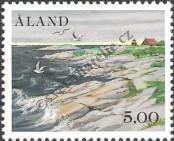 Stamp Åland Islands Catalog number: 12