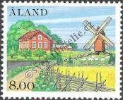 Stamp Åland Islands Catalog number: 13