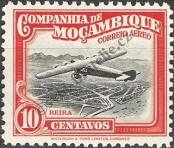 Stamp Mozambique Company Catalog number: 187