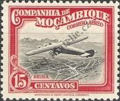 Stamp Mozambique Company Catalog number: 188