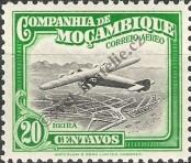 Stamp Mozambique Company Catalog number: 189