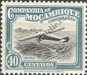 Stamp Mozambique Company Catalog number: 191