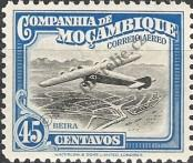 Stamp Mozambique Company Catalog number: 192