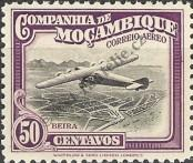 Stamp Mozambique Company Catalog number: 193