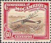 Stamp Mozambique Company Catalog number: 194