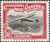 Stamp Mozambique Company Catalog number: 195