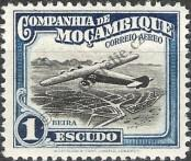 Stamp Mozambique Company Catalog number: 196