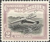 Stamp Mozambique Company Catalog number: 197