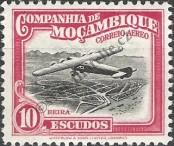 Stamp Mozambique Company Catalog number: 199