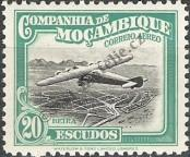 Stamp Mozambique Company Catalog number: 200