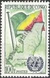 Stamp Republic of the Congo (Brazzaville) Catalog number: 8