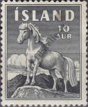 Stamp Iceland Catalog number: 325