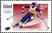 Stamp Iceland Catalog number: 882