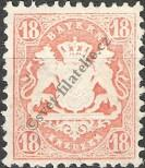 Stamp Bavaria Catalog number: 36