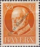Stamp Bavaria Catalog number: 99