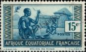 Stamp French Equatorial Africa Catalog number: 33