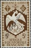 Stamp French Equatorial Africa Catalog number: 163