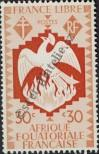 Stamp French Equatorial Africa Catalog number: 166