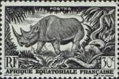 Stamp French Equatorial Africa Catalog number: 263