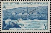 Stamp French Southern and Antarctic Lands Catalog number: 4