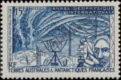 Stamp French Southern and Antarctic Lands Catalog number: 12