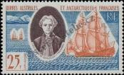 Stamp French Southern and Antarctic Lands Catalog number: 23