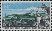 Stamp French Southern and Antarctic Lands Catalog number: 40