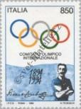 Stamp Italy Catalog number: 2342