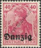 Stamp Free City of Danzig Catalog number: 6