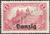 Stamp Free City of Danzig Catalog number: 8