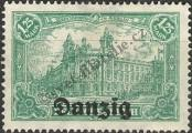 Stamp Free City of Danzig Catalog number: 9