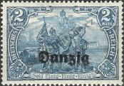 Stamp Free City of Danzig Catalog number: 11