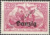 Stamp Free City of Danzig Catalog number: 12