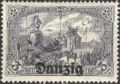 Stamp Free City of Danzig Catalog number: 13