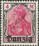 Stamp Free City of Danzig Catalog number: 14