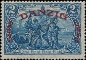 Stamp Free City of Danzig Catalog number: 49