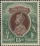 Stamp India Catalog number: 162