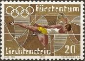 Stamp Liechtenstein Catalog number: 557