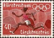 Stamp Liechtenstein Catalog number: 558