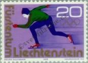 Stamp Liechtenstein Catalog number: 635