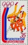 Stamp Liechtenstein Catalog number: 651