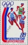 Stamp Liechtenstein Catalog number: 653