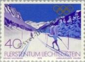 Stamp Liechtenstein Catalog number: 735