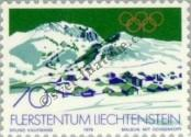 Stamp Liechtenstein Catalog number: 736
