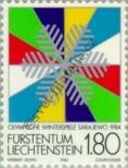 Stamp Liechtenstein Catalog number: 836