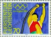 Stamp Liechtenstein Catalog number: 846