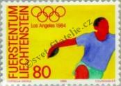 Stamp Liechtenstein Catalog number: 847